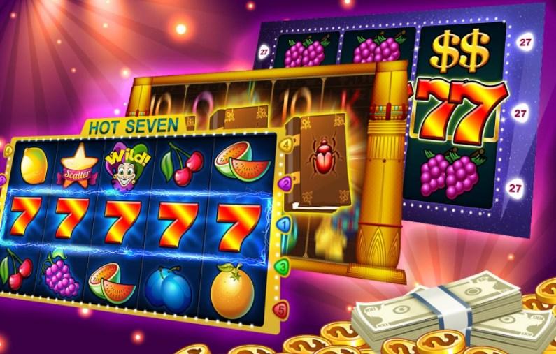 игровые автоматы онлайн казино 888